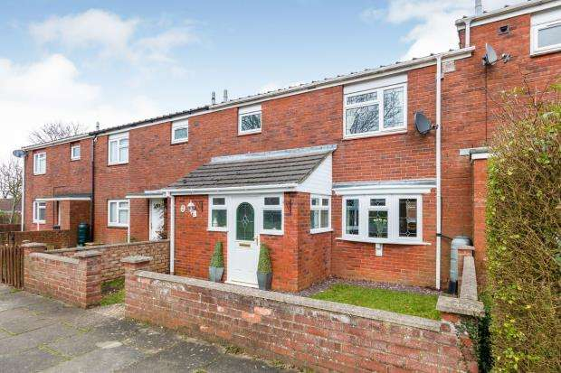 3 Bedrooms Terraced House for sale in Brighton Hill, Basingstoke, Hampshire