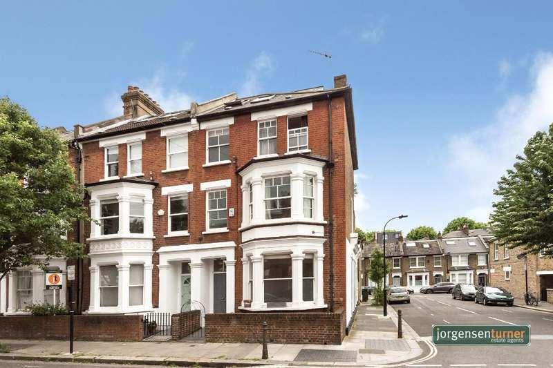 5 Bedrooms House for sale in Tunis Road, Shepherds Bush, London, W12 7EZ