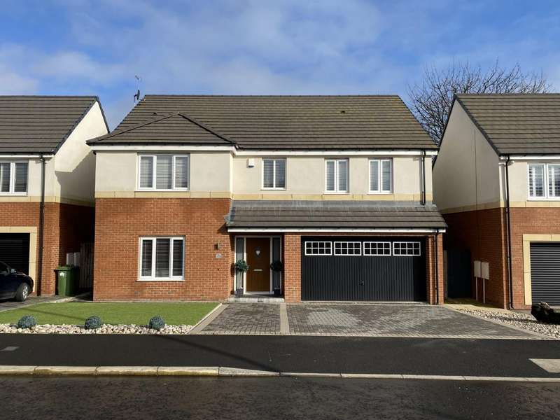 5 Bedrooms Detached House for sale in The Leas, Whitburn, Sunderland