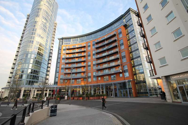 1 Bedroom Apartment Flat for sale in The Crescent, Gunwharf Quays PO1