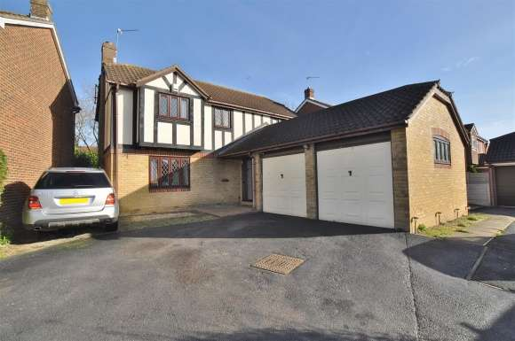 4 Bedrooms Detached House for sale in Wheatlands, Stevenage