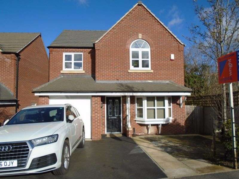4 Bedrooms Property for sale in Towers Drive, Hinckley