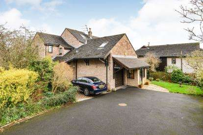 4 Bedrooms Detached House for sale in Cartwright Court, Lancaster, Lancashire, LA1