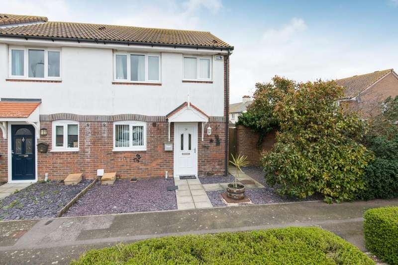 3 Bedrooms Semi Detached House for sale in Abbey Court, WESTGATE-ON-SEA