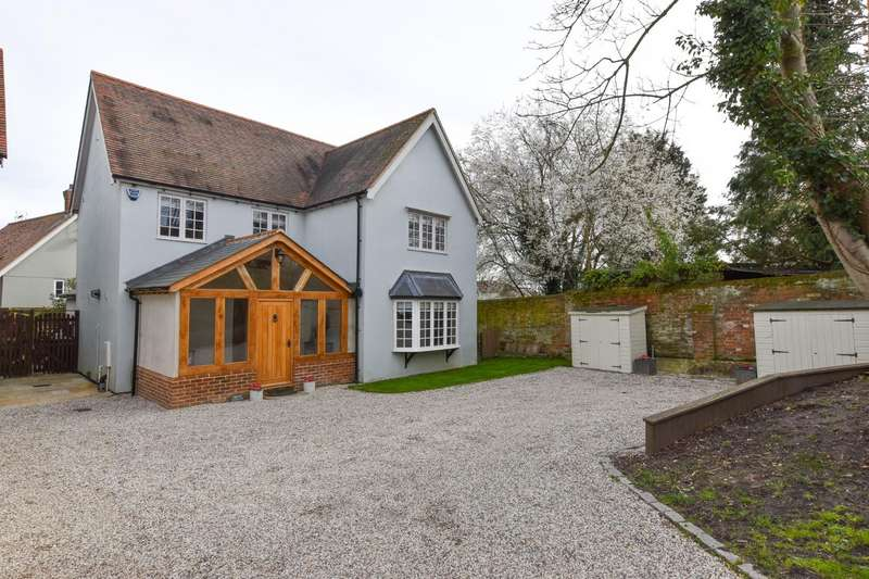 4 Bedrooms Detached House for sale in 56a North Street, DUNMOW