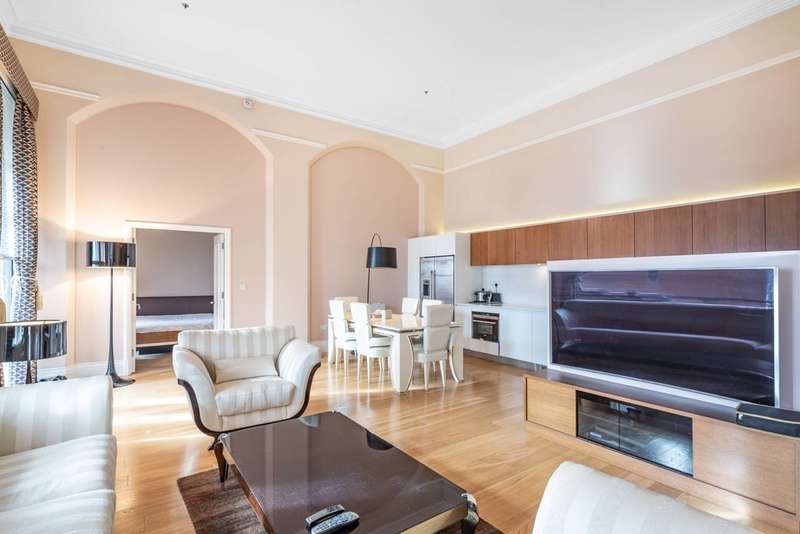 2 Bedrooms Flat for rent in Euston Road, King's Cross, NW1