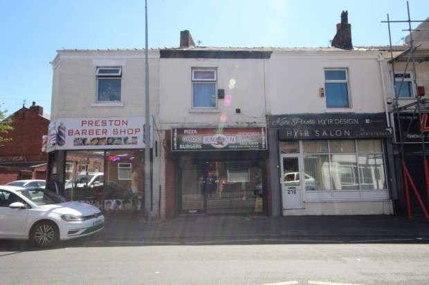 Commercial Property for sale in Ribbleton Lane, Preston, PR1