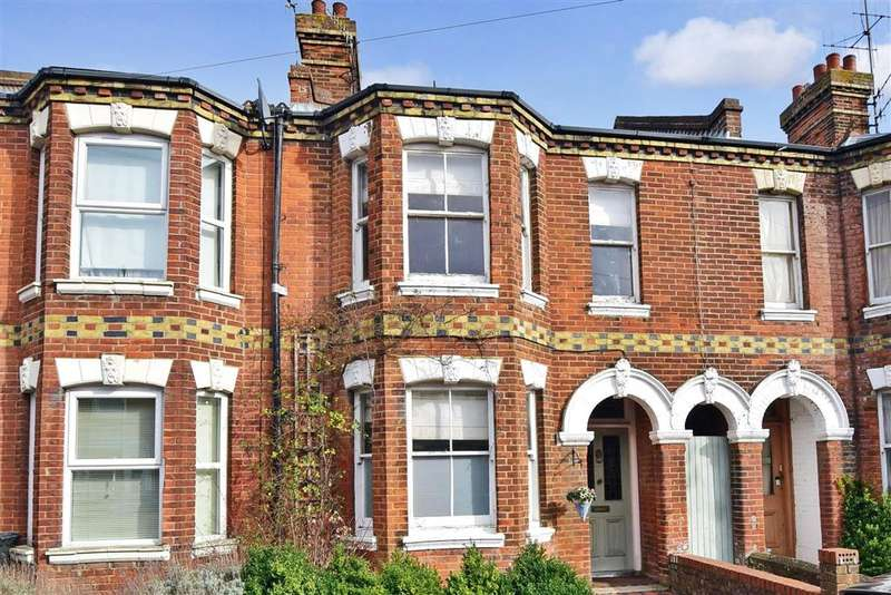 3 Bedrooms Terraced House for sale in Heaton Road, , Canterbury, Kent