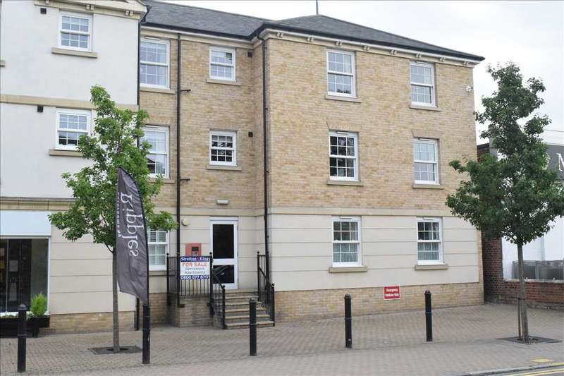 2 Bedrooms Retirement Property for sale in Tyrell Lodge, Springfield Road, Chelmsford