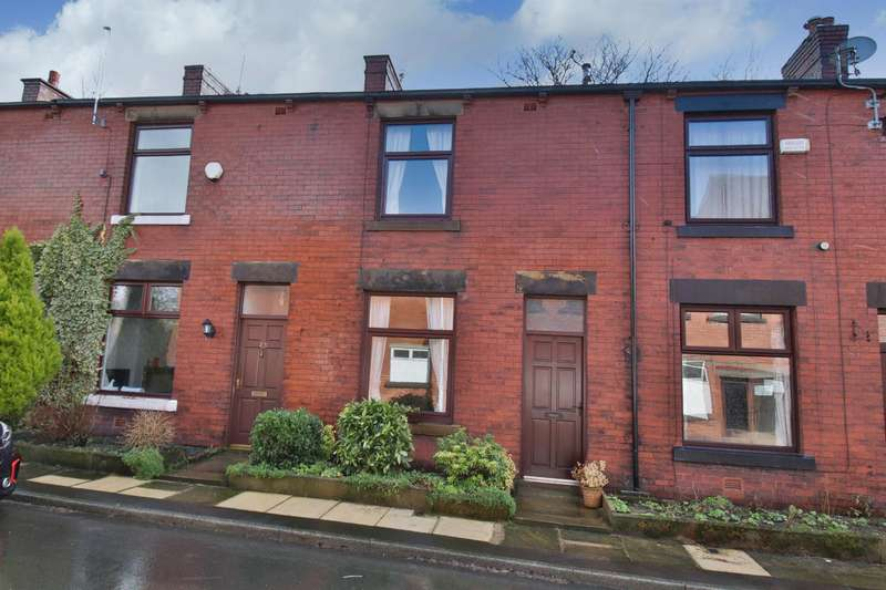 2 Bedrooms Terraced House for sale in Howarth Street, Littleborough, OL15 9DW