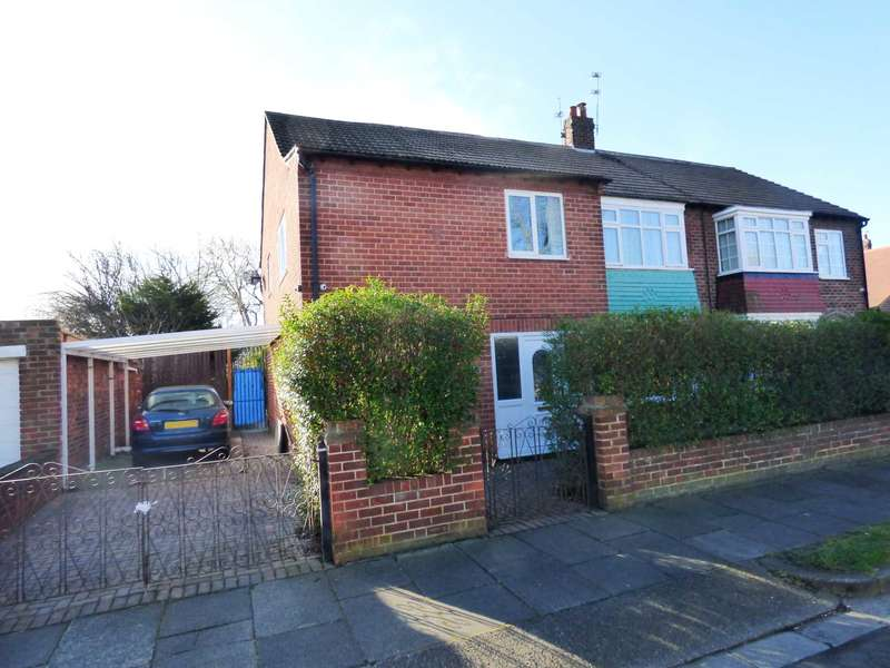 4 Bedrooms Semi Detached House for sale in Easson Road, Redcar