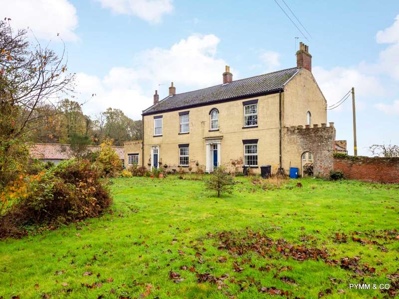 6 Bedrooms Farm House Character Property for sale in Manor House, Oby