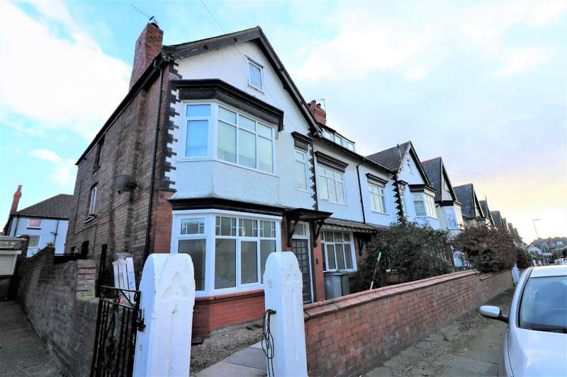 2 Bedrooms Ground Flat for sale in Langdale Road, Wallasey, CH45 0LS