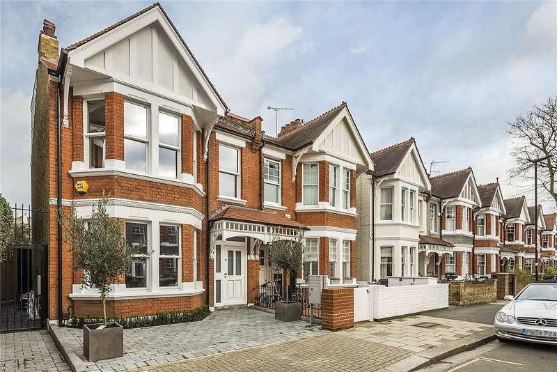 5 Bedrooms Semi Detached House for sale in Alwyn Avenue, London, W4
