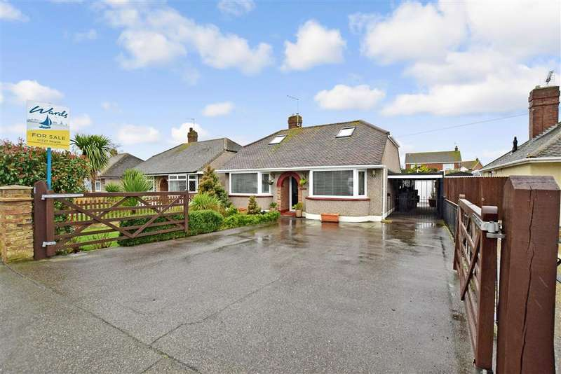 2 Bedrooms Detached Bungalow for sale in Hunters Forstal Road, , Herne Bay, Kent