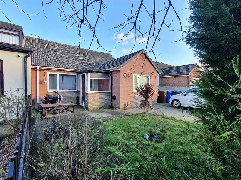 4 Bedrooms Semi Detached Bungalow for sale in Skipton Avenue, Hindley Green, Wigan, Greater Manchester, WN2