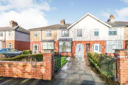 4 Bedrooms Terraced House for sale in Boulevard, Preston, Lancashire