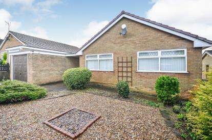 4 Bedrooms Bungalow for sale in Springwood View Close, Sutton-In-Ashfield, Nottinghamshire, Notts