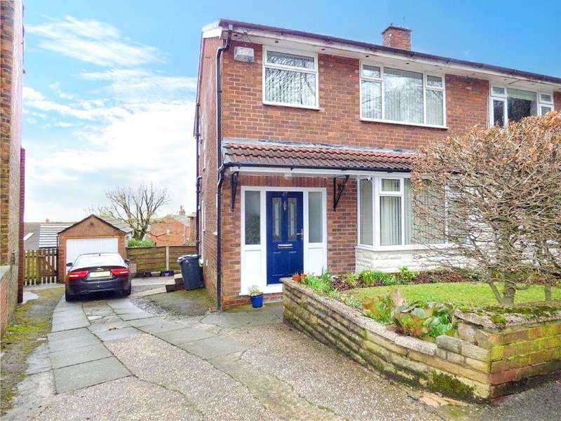 3 Bedrooms Semi Detached House for sale in Cooper Street, Springhead, Saddleworth, OL4