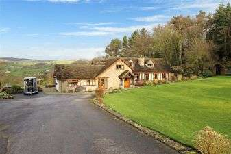 4 Bedrooms Detached House for sale in Congleton Edge, Congleton, Cheshire