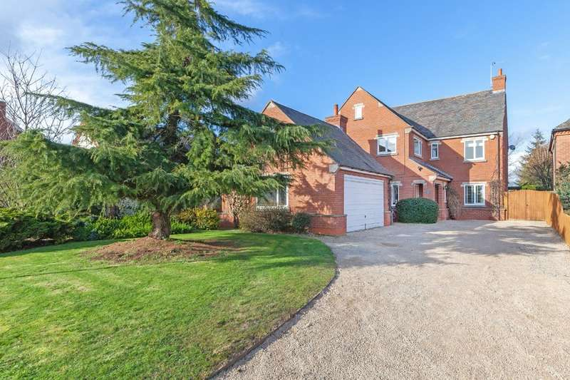 5 Bedrooms Detached House for sale in Church Street, Belton