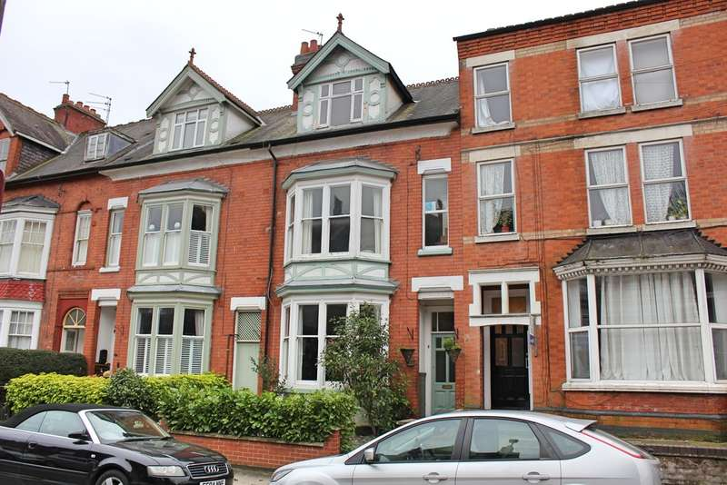 5 Bedrooms Terraced House for sale in Daneshill Road, Leicester