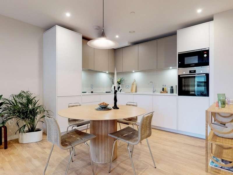 2 Bedrooms Flat for sale in Cedarwood View, Deptford SE8