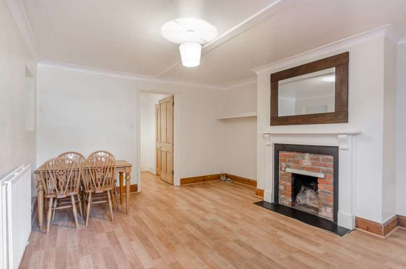 2 Bedrooms Flat for sale in Oakhill Road, East Putney, SW15
