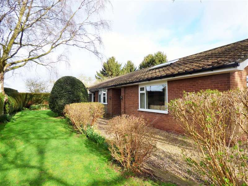 4 Bedrooms Bungalow for sale in South View Lane, South Cockerington, Louth, LN11 7ED
