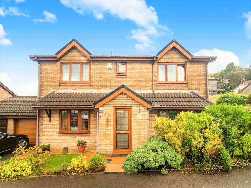 4 Bedrooms Detached House for sale in Vicarage Close, Tonypandy