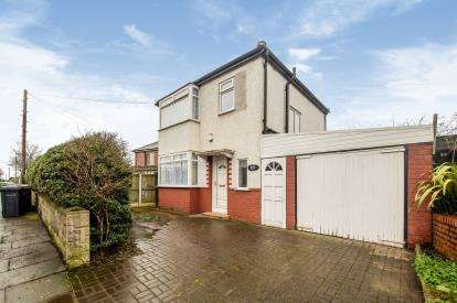 3 Bedrooms Detached House for sale in Orrell Road, Litherland, Liverpool, Merseyside, L20