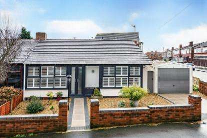 2 Bedrooms Bungalow for sale in St. Stephens Avenue, Wigan, Greater Manchester, WN1