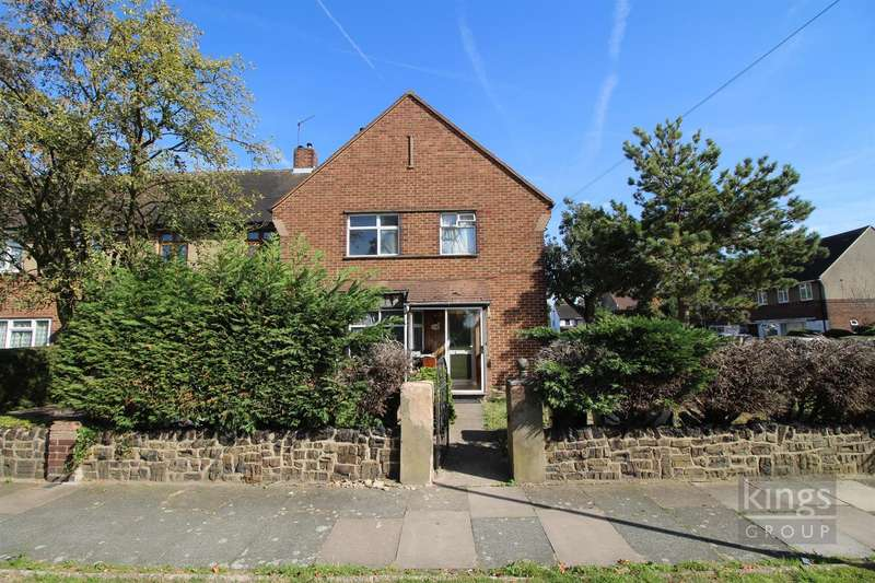 4 Bedrooms End Of Terrace House for sale in Chelsfield Green, Edmonton, N9
