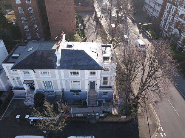 5 Bedrooms Semi Detached House for sale in Blenheim Road, St John's Wood, London, NW8