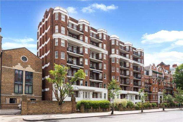 4 Bedrooms Apartment Flat for sale in Neville Court, Abbey Road, St John's Wood, London, NW8