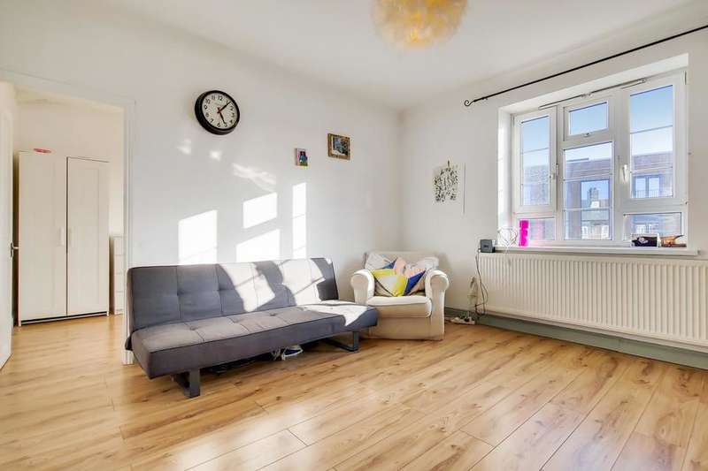 2 Bedrooms Flat for sale in Cowley Road, London SW9