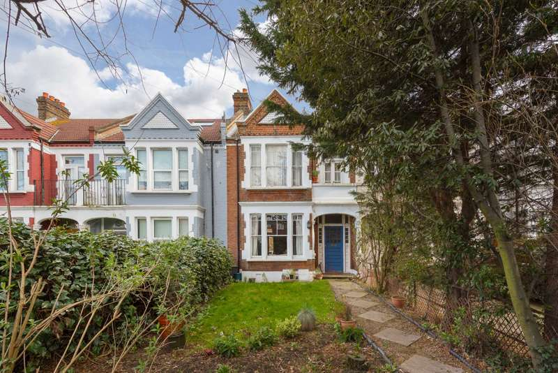 1 Bedroom Flat for sale in Upper Tulse Hill, London