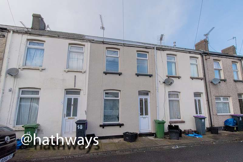 2 Bedrooms Property for sale in Grosvenor Place, Pontypool