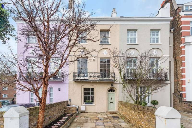 5 Bedrooms House for sale in Abercorn Place, St John's Wood, NW8