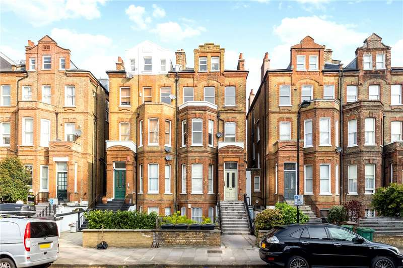 2 Bedrooms Flat for sale in Fellows Road, London, NW3