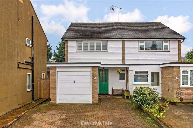 3 Bedrooms Property for sale in Coleswood Road, Harpenden, Hertfordshire - AL5 1EQ