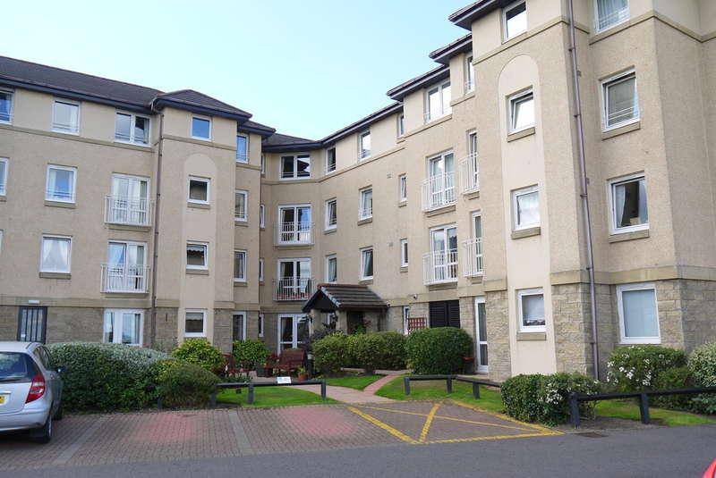 1 Bedroom Ground Flat for sale in Grangemuir Court, Prestwick, KA9