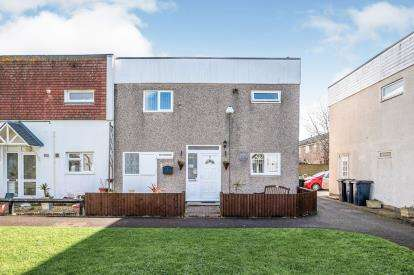 3 Bedrooms End Of Terrace House for sale in Davenport Close, Gosport, Hampshire