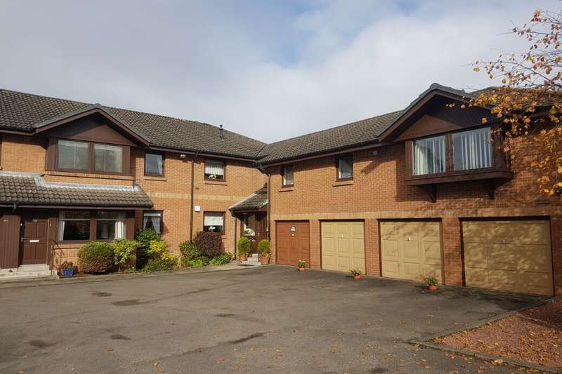 2 Bedrooms Flat for sale in Kirk Road, Wishaw, ML2