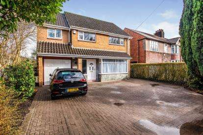 4 Bedrooms Detached House for sale in Tag Lane, Ingol, Preston, Lancashire, PR2