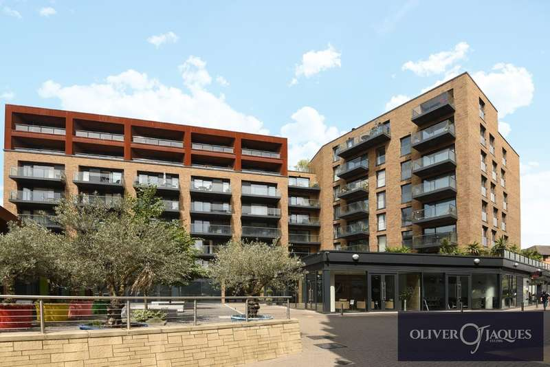 3 Bedrooms Flat for sale in Seafarer Way, Surrey Quays