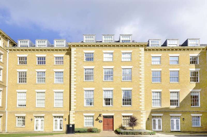 Studio Flat for sale in Princess Park Manor, Friern Barnet, N11