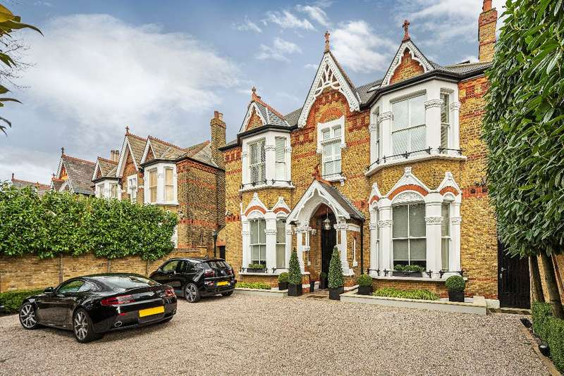 8 Bedrooms Detached House for sale in Castelnau, Barnes, London