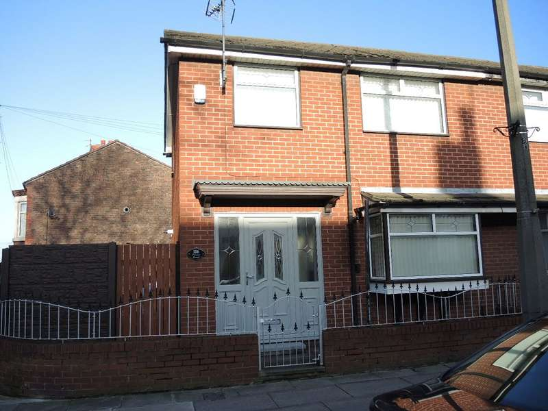 3 Bedrooms Semi Detached House for sale in Priory Road, Anfield, Liverpool