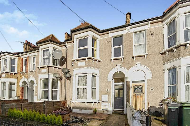 2 Bedrooms Apartment Flat for sale in Farley Road, London, SE6